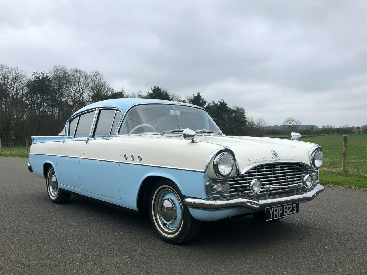 1961 Vauxhall PA Cresta SOLD (picture 3 of 6)