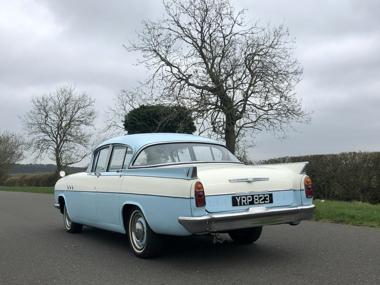 1961 Vauxhall PA Cresta SOLD (picture 4 of 6)