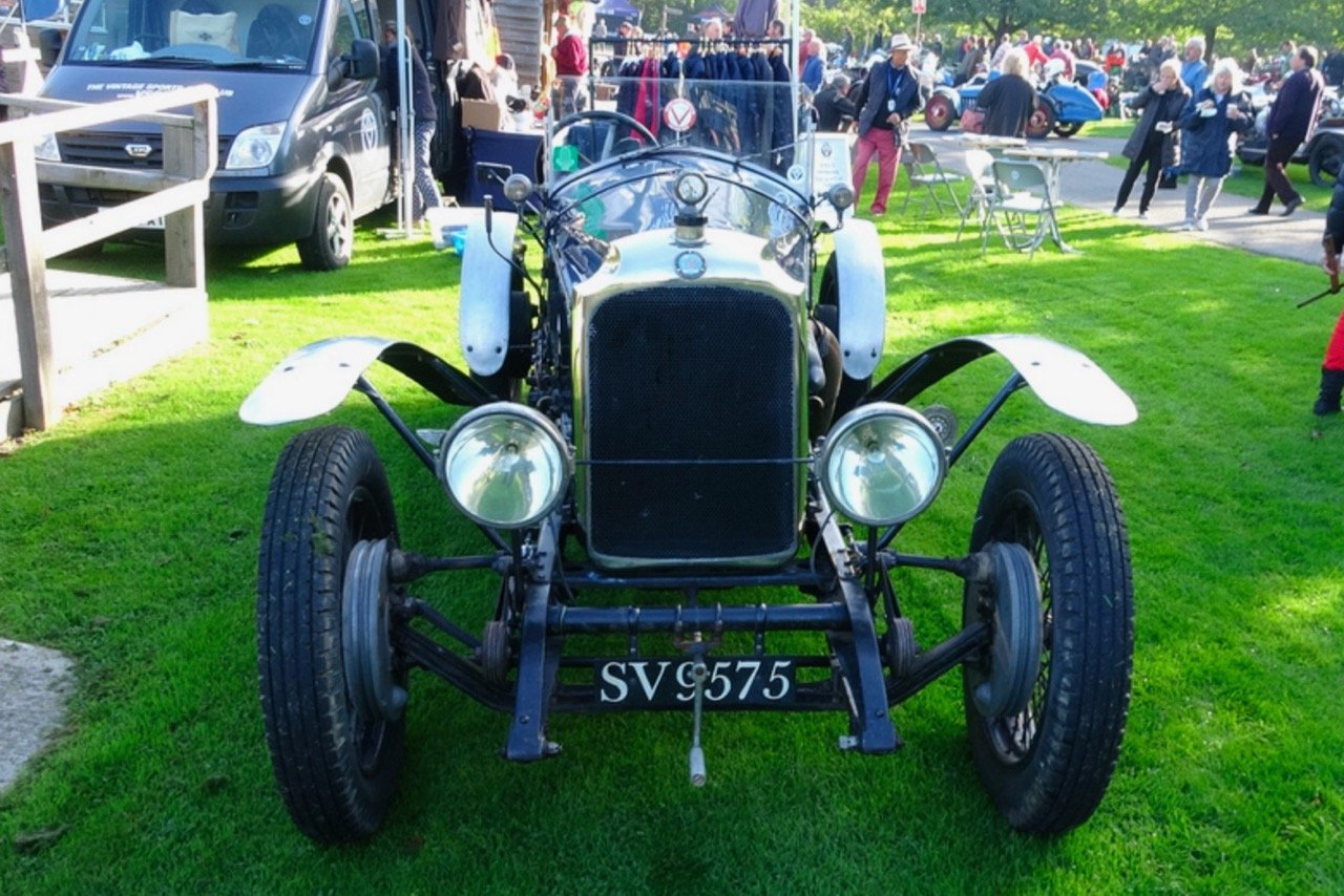 1927 Vintage Vauxhall 6-litre Stutz Bearcat Special For Sale (picture 2 of 12)