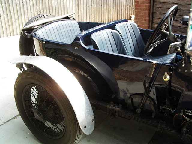 1927 Vintage Vauxhall 6-litre Stutz Bearcat Special For Sale (picture 4 of 12)