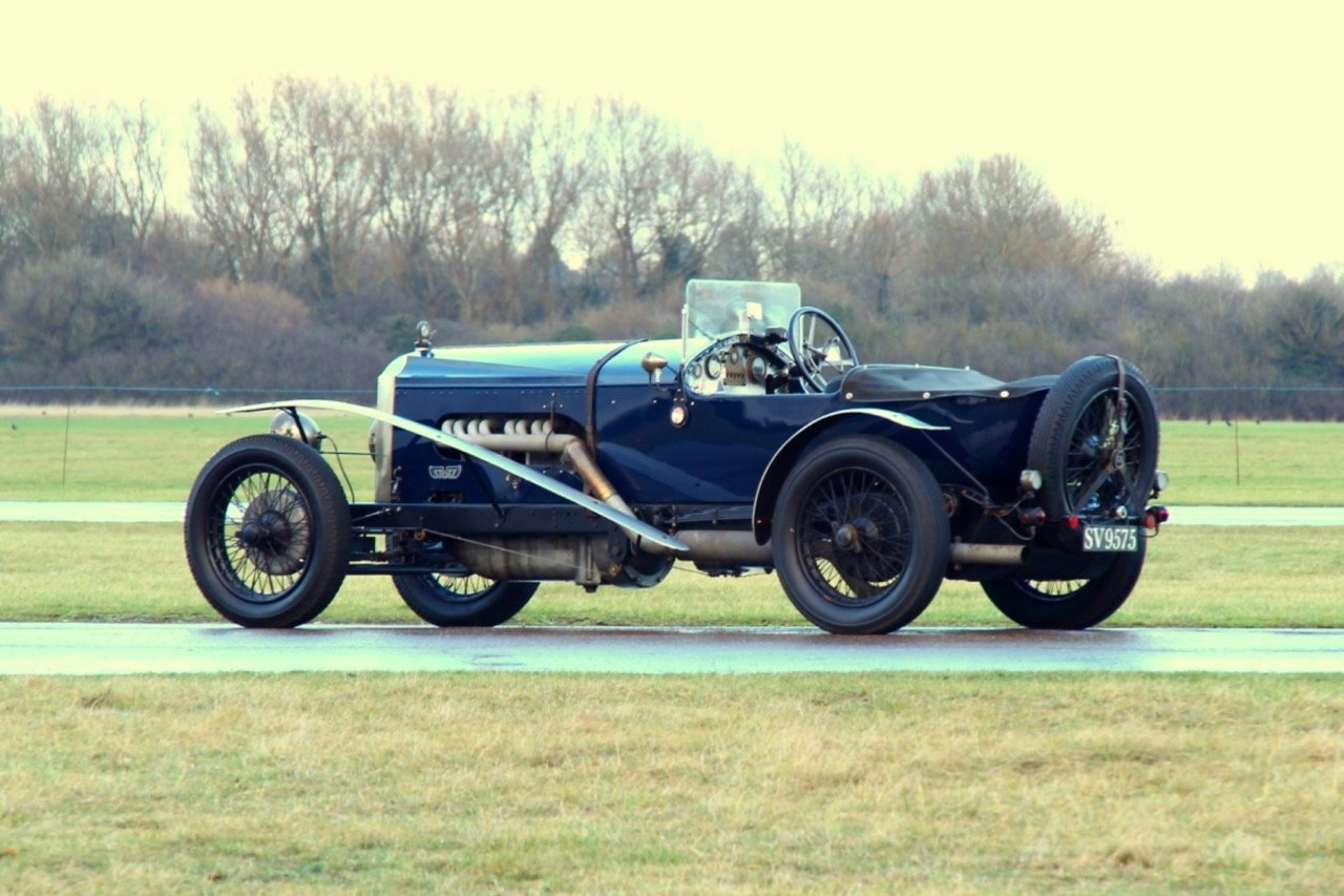 1927 Vintage Vauxhall 6-litre Stutz Bearcat Special For Sale (picture 5 of 12)