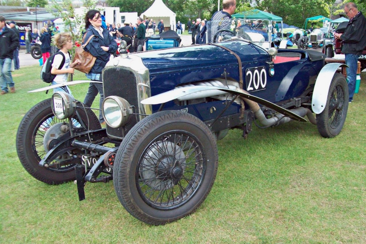1927 Vintage Vauxhall 6-litre Stutz Bearcat Special For Sale (picture 6 of 12)
