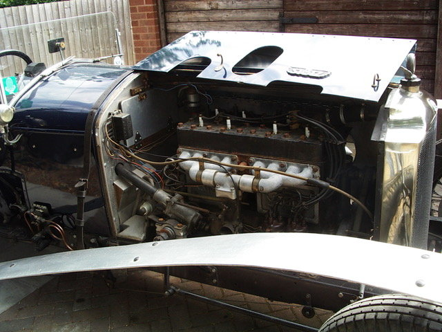 1927 Vintage Vauxhall 6-litre Stutz Bearcat Special For Sale (picture 8 of 12)
