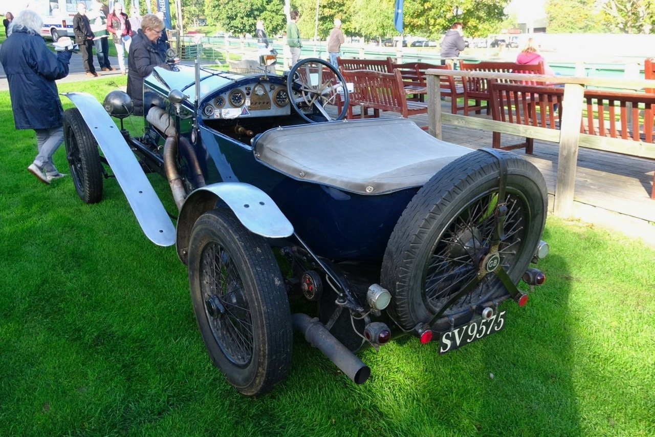 1927 Vintage Vauxhall 6-litre Stutz Bearcat Special For Sale (picture 9 of 12)