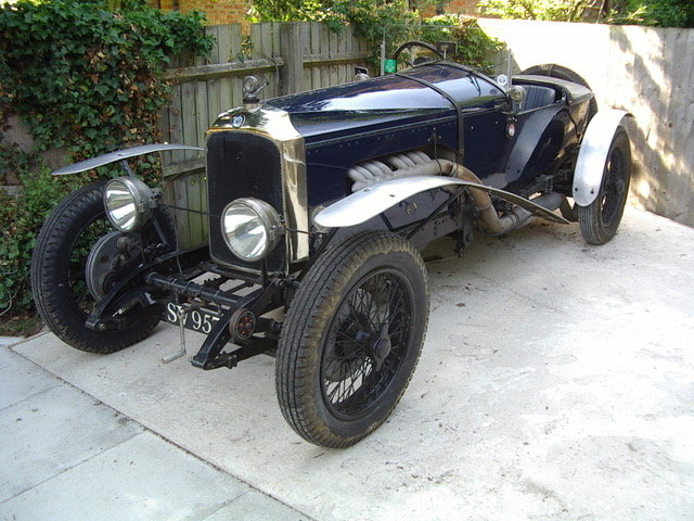 1927 Vintage Vauxhall 6-litre Stutz Bearcat Special For Sale (picture 1 of 12)