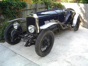 1927 Vintage Vauxhall 6-litre Stutz Bearcat Special