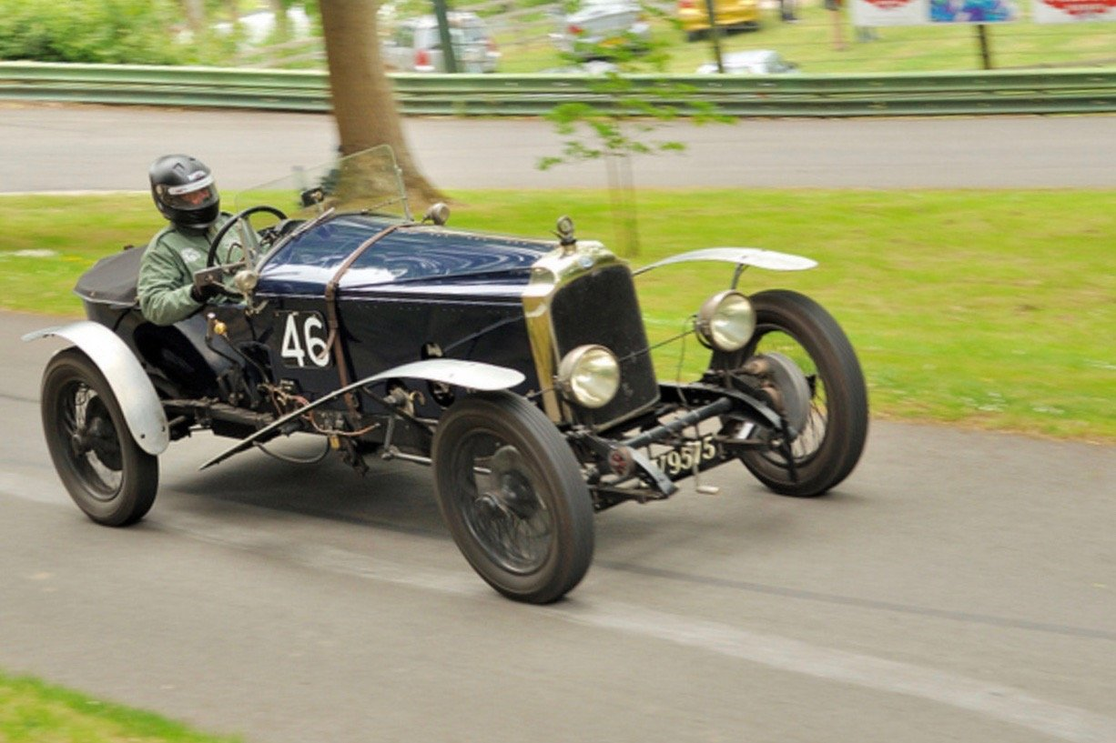 1927 Vintage Vauxhall 6-litre Stutz Bearcat Special For Sale (picture 10 of 12)