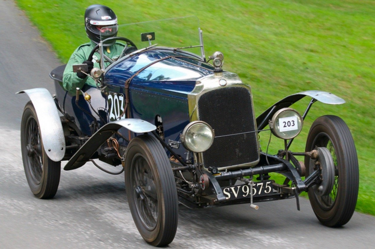 1927 Vintage Vauxhall 6-litre Stutz Bearcat Special For Sale (picture 12 of 12)