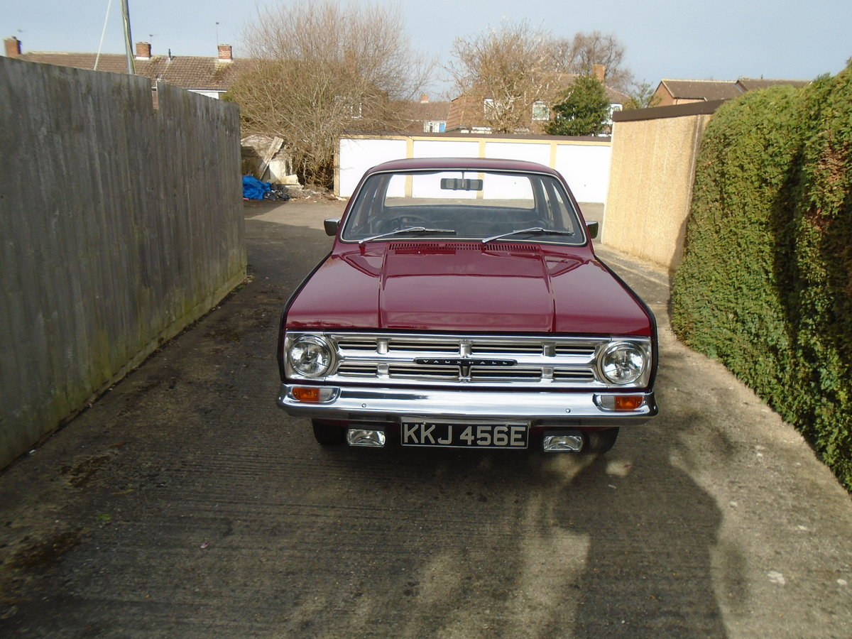 1967 Vauxhall Victor 101 FC Only 4 Owners  low mileage For Sale (picture 1 of 6)
