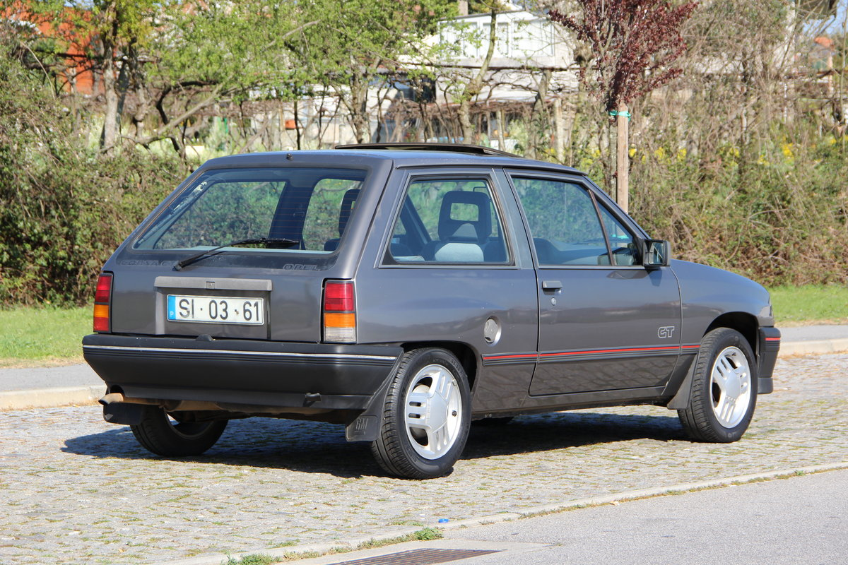 1989 Vauxhall Nova SR | Opel Corsa GT For Sale (picture 2 of 6)