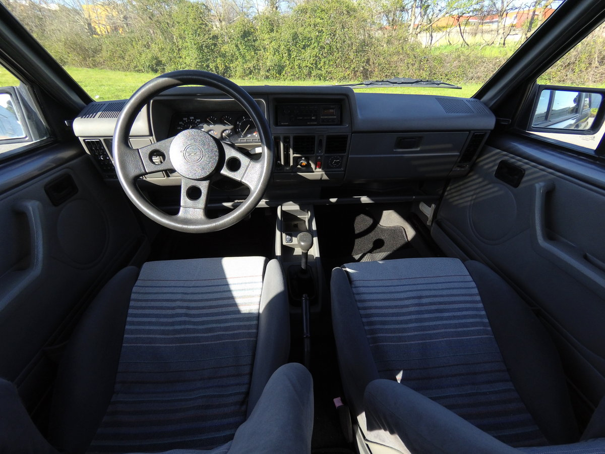 1989 Vauxhall Nova SR | Opel Corsa GT For Sale (picture 3 of 6)