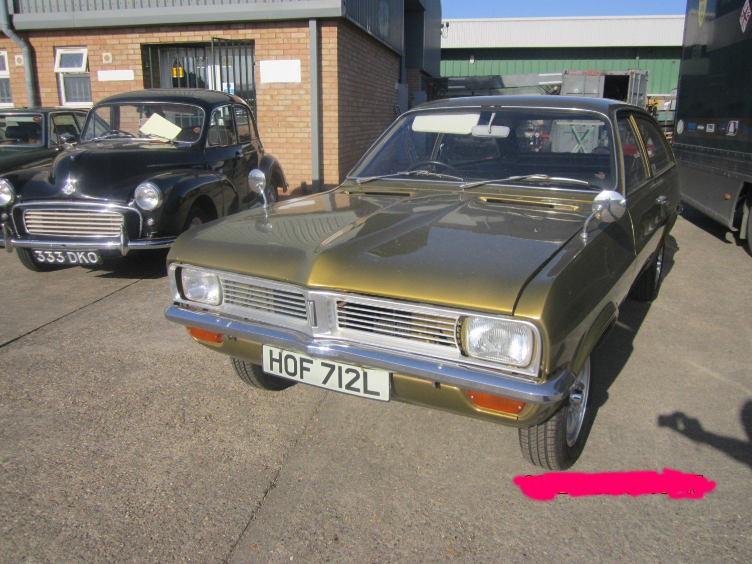 1973 Viva estate reduced For Sale (picture 4 of 6)