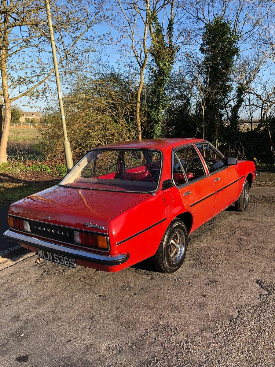 1977 Vauxhall Cavalier MK1 FULL MOT 44K Very Rare SOLD (picture 3 of 6)