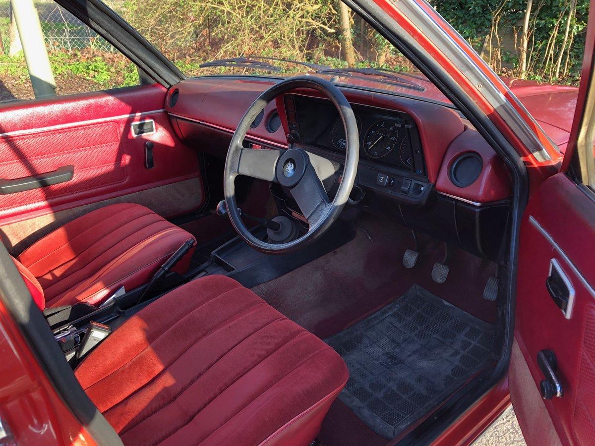 1977 Vauxhall Cavalier MK1 FULL MOT 44K Very Rare SOLD (picture 4 of 6)