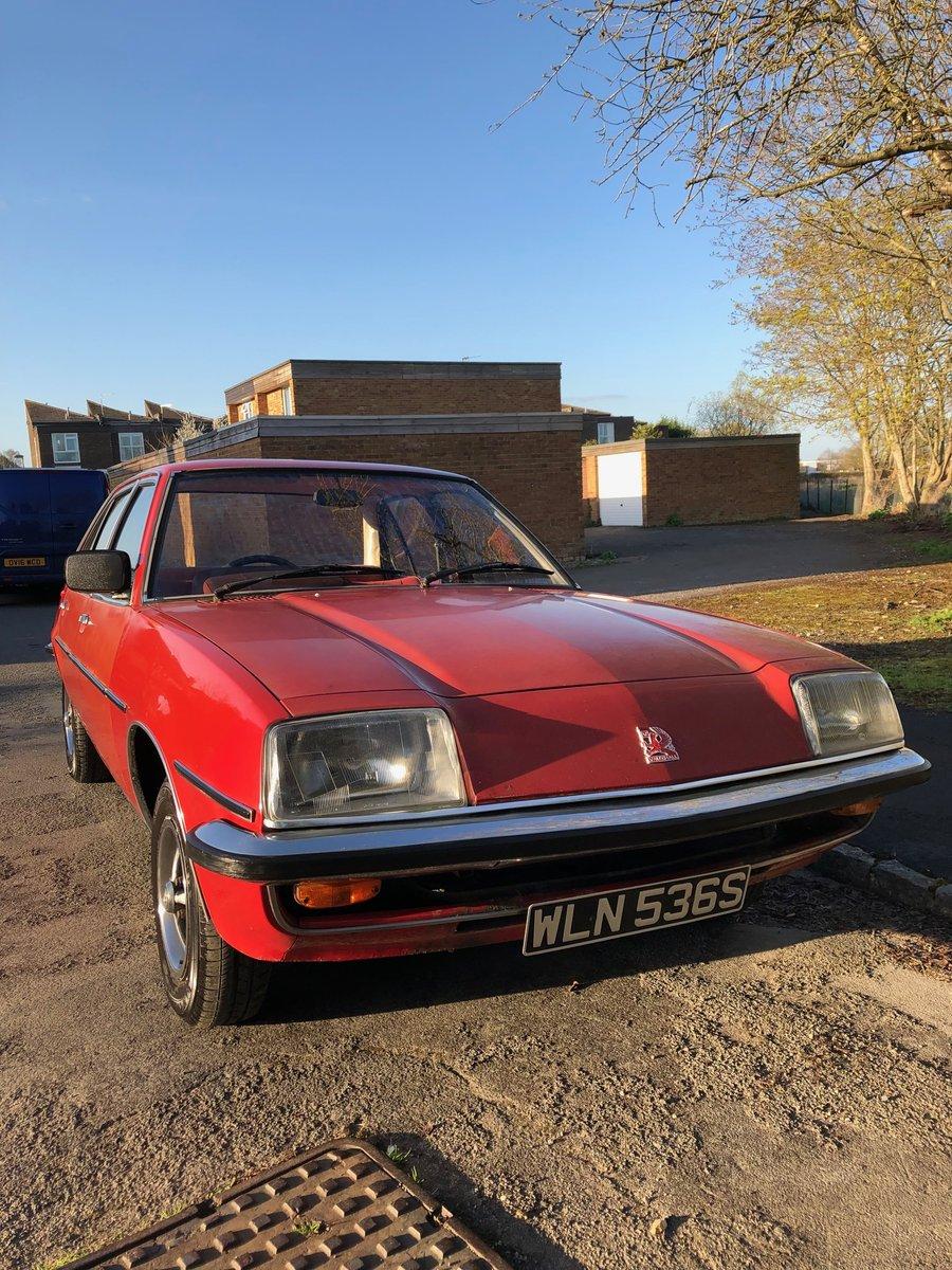 1977 Vauxhall Cavalier MK1 FULL MOT 44K Very Rare SOLD (picture 6 of 6)