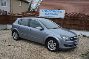 2009 Vauxhall Astra 1.6 i 16v SXi 5dr PETROL MANUAL For Sale