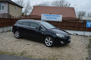 Picture of 2011 Vauxhall Astra 1.7 CDTi 16v SRi 5dr ESTATE MANUAL SOLD