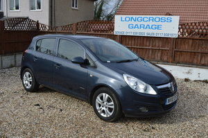 2010 Vauxhall Corsa 1.2 i 16v Energy 5dr (a/c) PETROL MAN For Sale