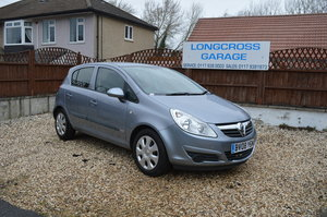 2008 Vauxhall Corsa 1.4 i 16v Club 5dr VERY LOW MILES SOLD