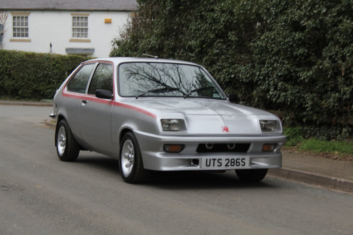 1978 vauxhall chevette hs nut bolt rebuild 1 000 miles since sold car and classic 1978 vauxhall chevette hs nut bolt