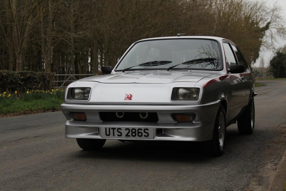 1978 Vauxhall Chevette HS - Nut & bolt rebuild, 1,000 miles since SOLD (picture 3 of 7)