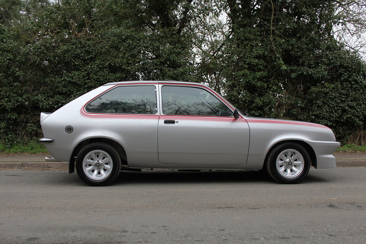 1978 Vauxhall Chevette HS - Nut & bolt rebuild, 1,000 miles since SOLD (picture 7 of 7)