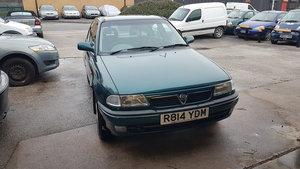1996 Vauxhall Astra 1.7td 4 door saloon For Sale