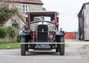 1929 Vauxhall 20/60 T-Type Richmond Saloon