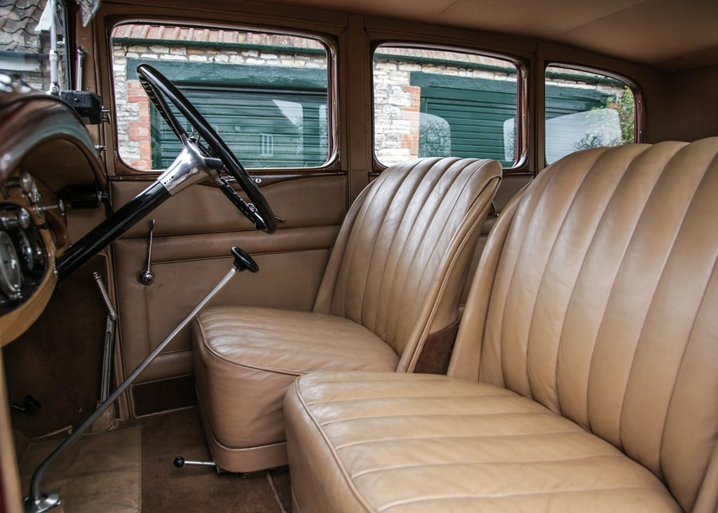 1929 Vauxhall 20/60 T-Type Richmond Saloon SOLD by Auction (picture 5 of 6)