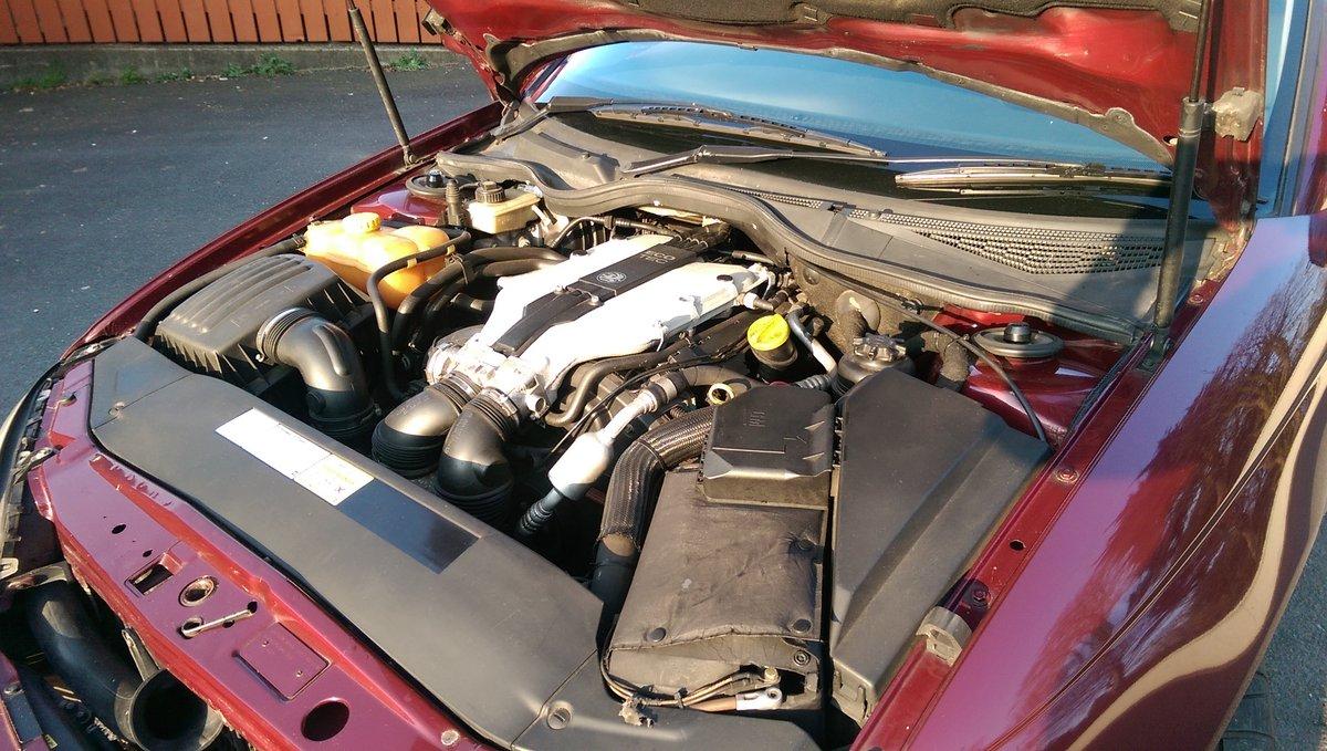 2002 Vauxhall Omega 2.6 V6 24v Elite Auto MOT Oct 20  For Sale (picture 4 of 6)