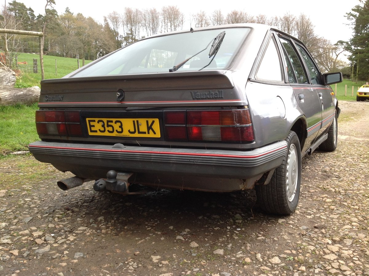 Vauxhall Cavalier 2.0 SRi 1988  SOLD (picture 5 of 6)