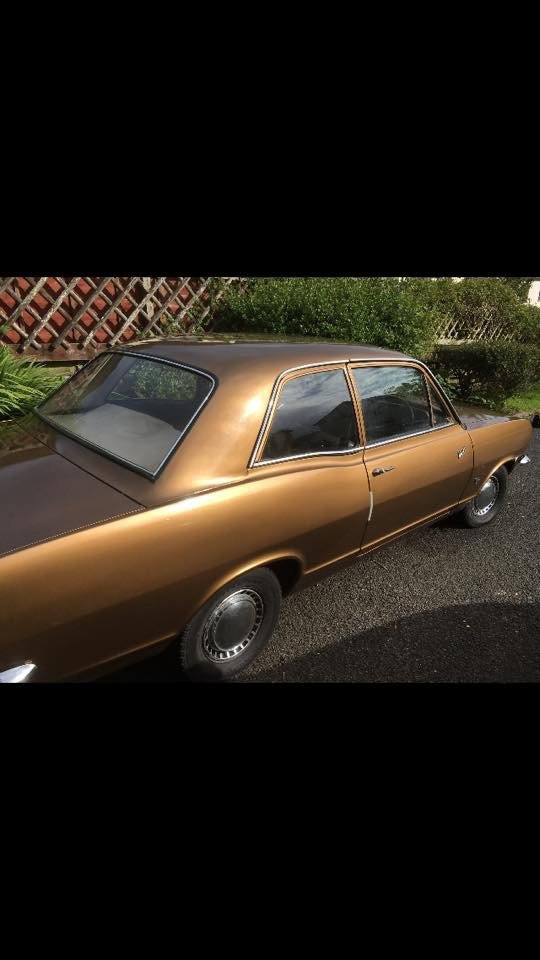 1970 Vauxhall Viva HB For Sale (picture 1 of 6)