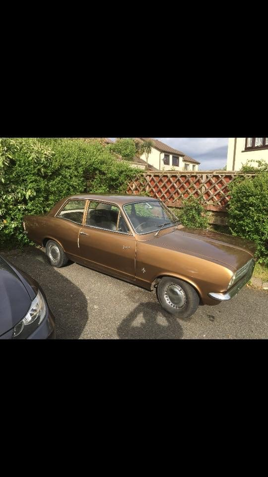 1970 Vauxhall Viva HB For Sale (picture 2 of 6)