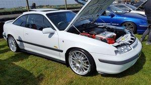 1995 Vauxhall Calibra C20LET Turbo **48000 MILES** For Sale