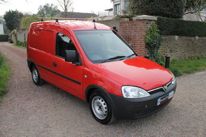 2008 Exceptional Vauxhall Combo 1.2 CDTi Van With Low Mileage SOLD