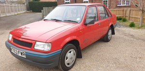**REMAINS AVAILABLE**1992 Vauxhall Nova Expression SOLD by Auction