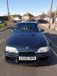 1992 Low mileage Lotus Carlton