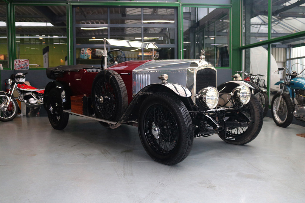 1925 Vauxhall 30/98OE Velox For Sale (picture 1 of 6)