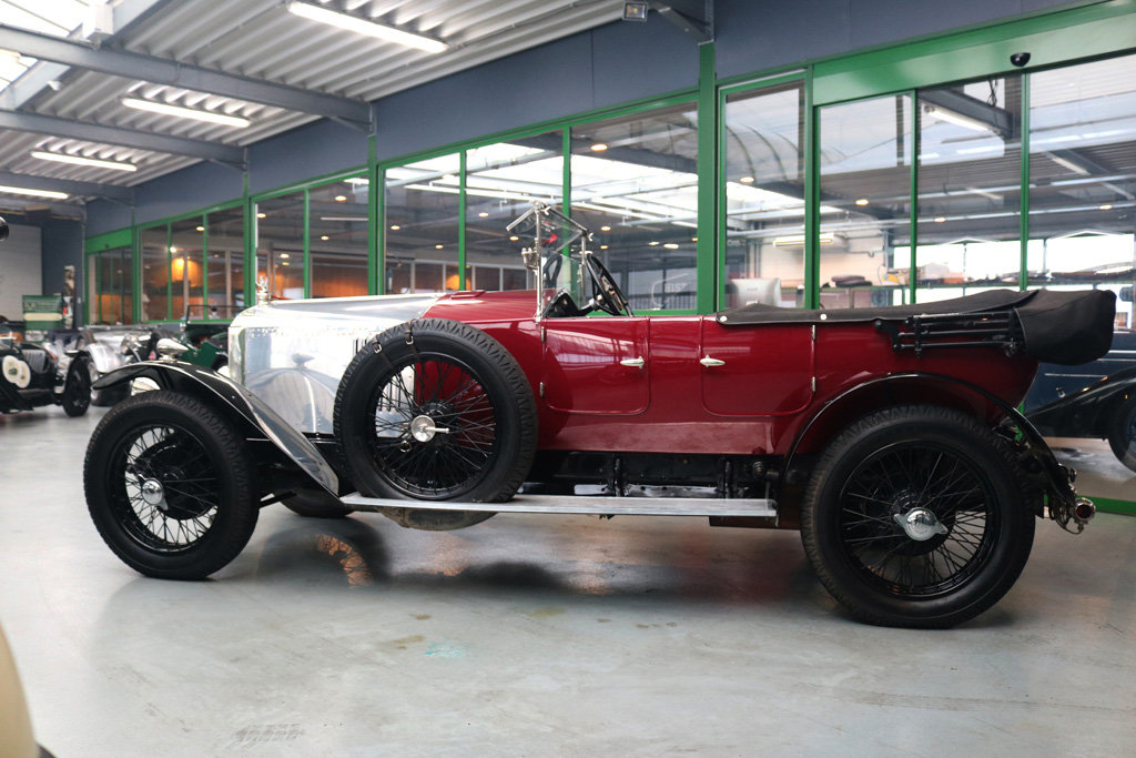 1925 Vauxhall 30/98OE Velox For Sale (picture 2 of 6)