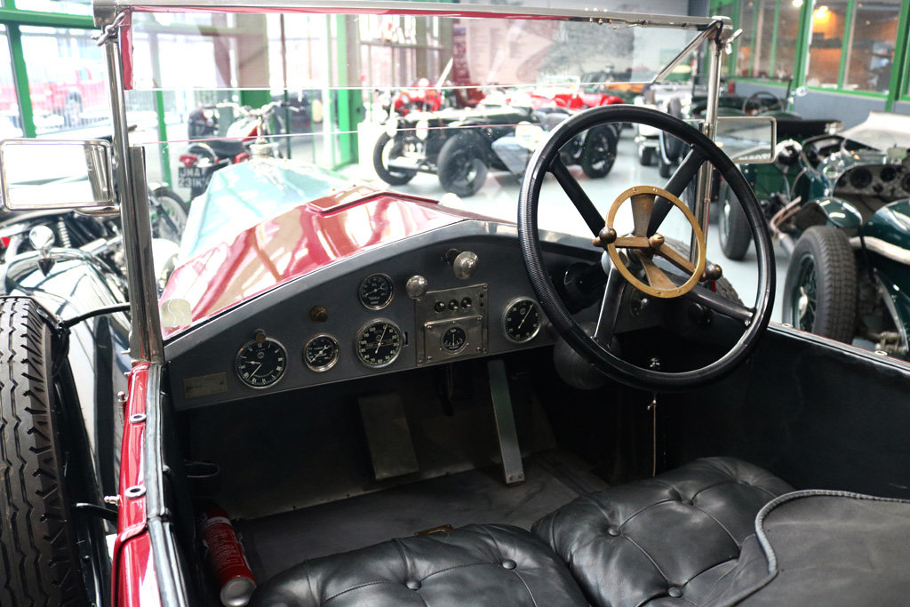 1925 Vauxhall 30/98OE Velox For Sale (picture 4 of 6)