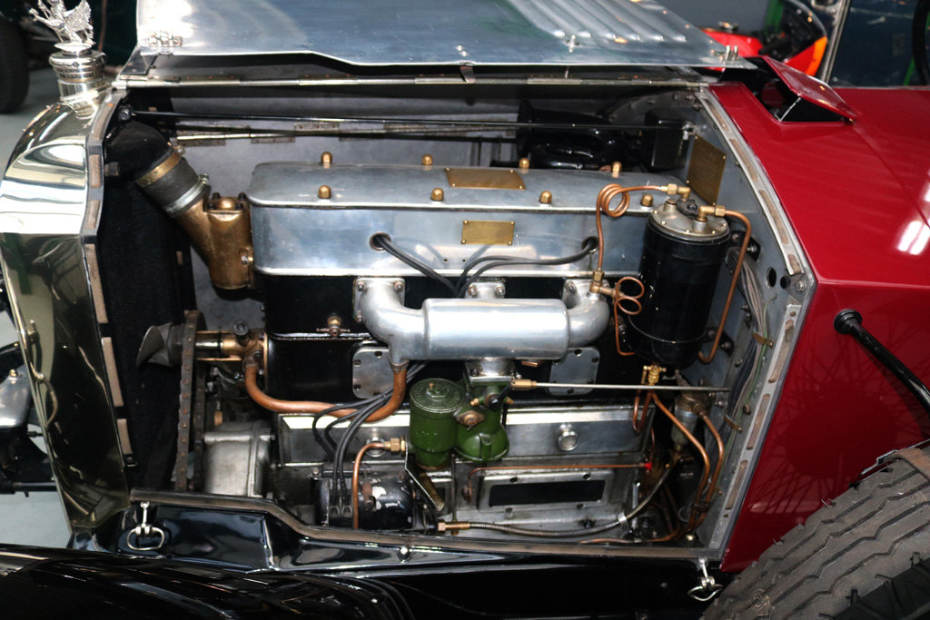 1925 Vauxhall 30/98OE Velox For Sale (picture 5 of 6)
