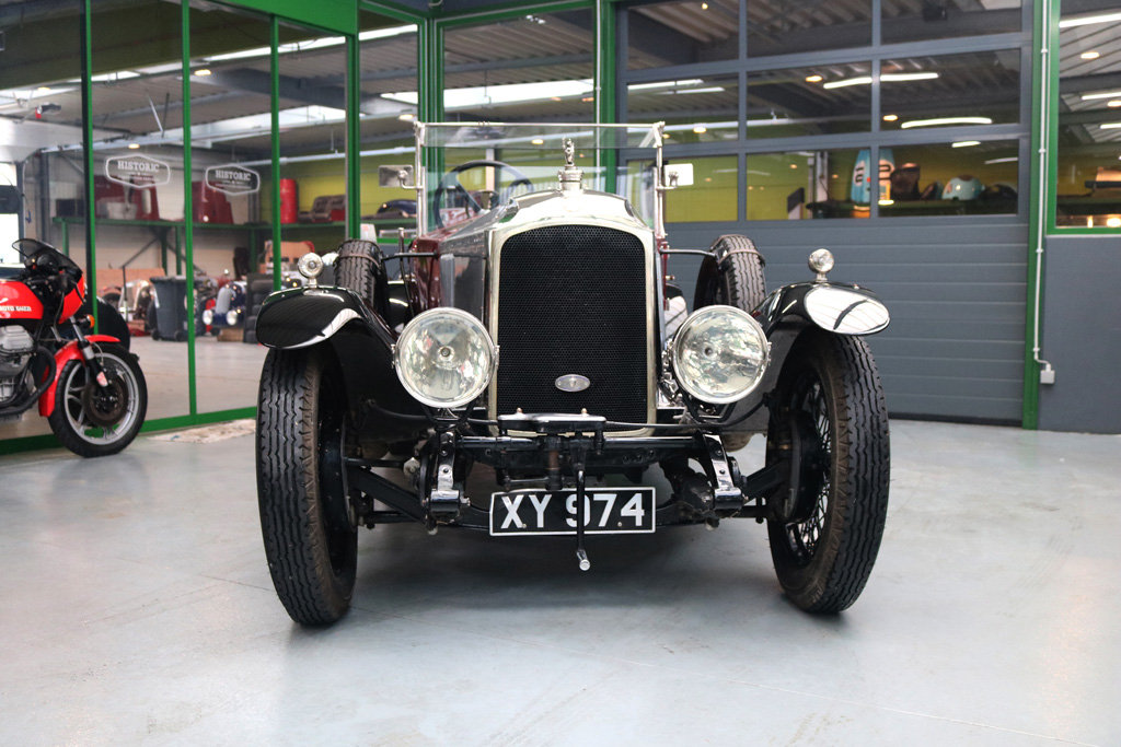 1925 Vauxhall 30/98OE Velox For Sale (picture 6 of 6)