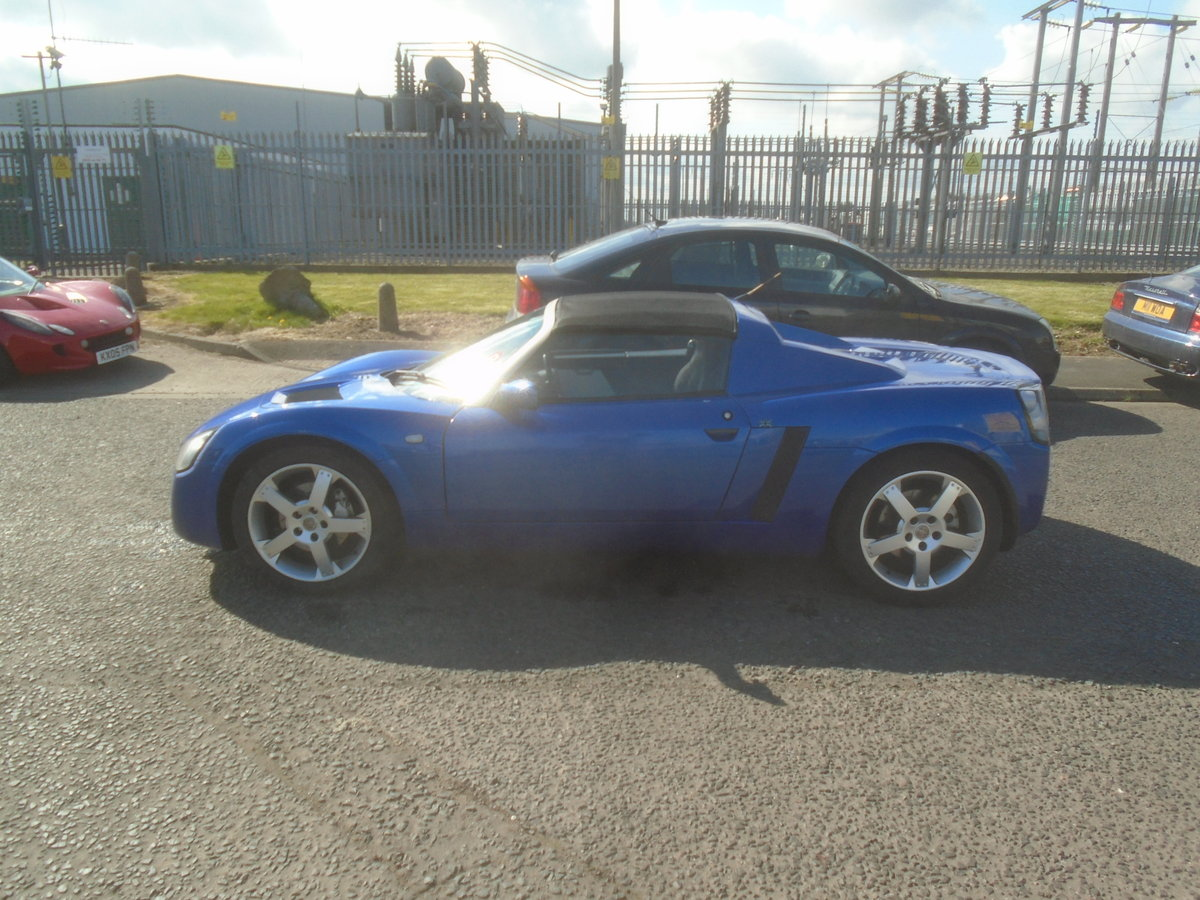 2003 VAUXHALL VX220 16V  For Sale (picture 2 of 6)