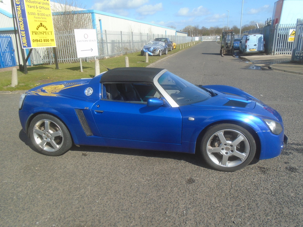 2003 VAUXHALL VX220 16V  For Sale (picture 3 of 6)