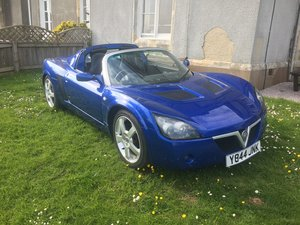 Vauxhall VX220 2001 - To be auctioned 26-04-19 For Sale by Auction