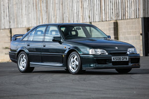 1992 Vauxhall Lotus Carlton For Sale by Auction
