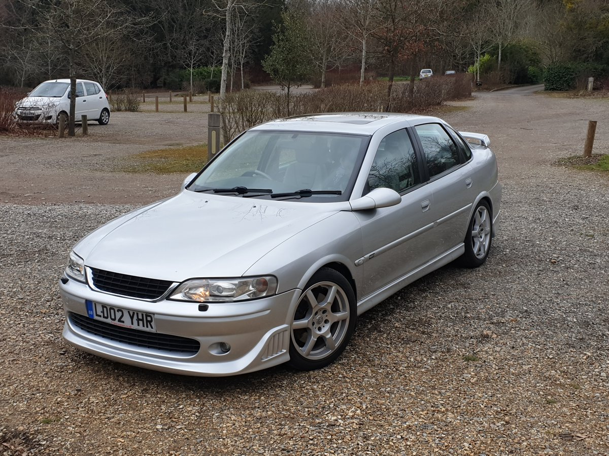 2002 Collectors Item Vectra GSI v6 For Sale (picture 1 of 6)