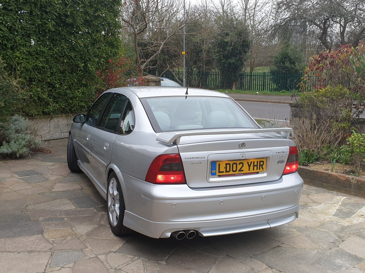2002 Collectors Item Vectra GSI v6 For Sale (picture 2 of 6)