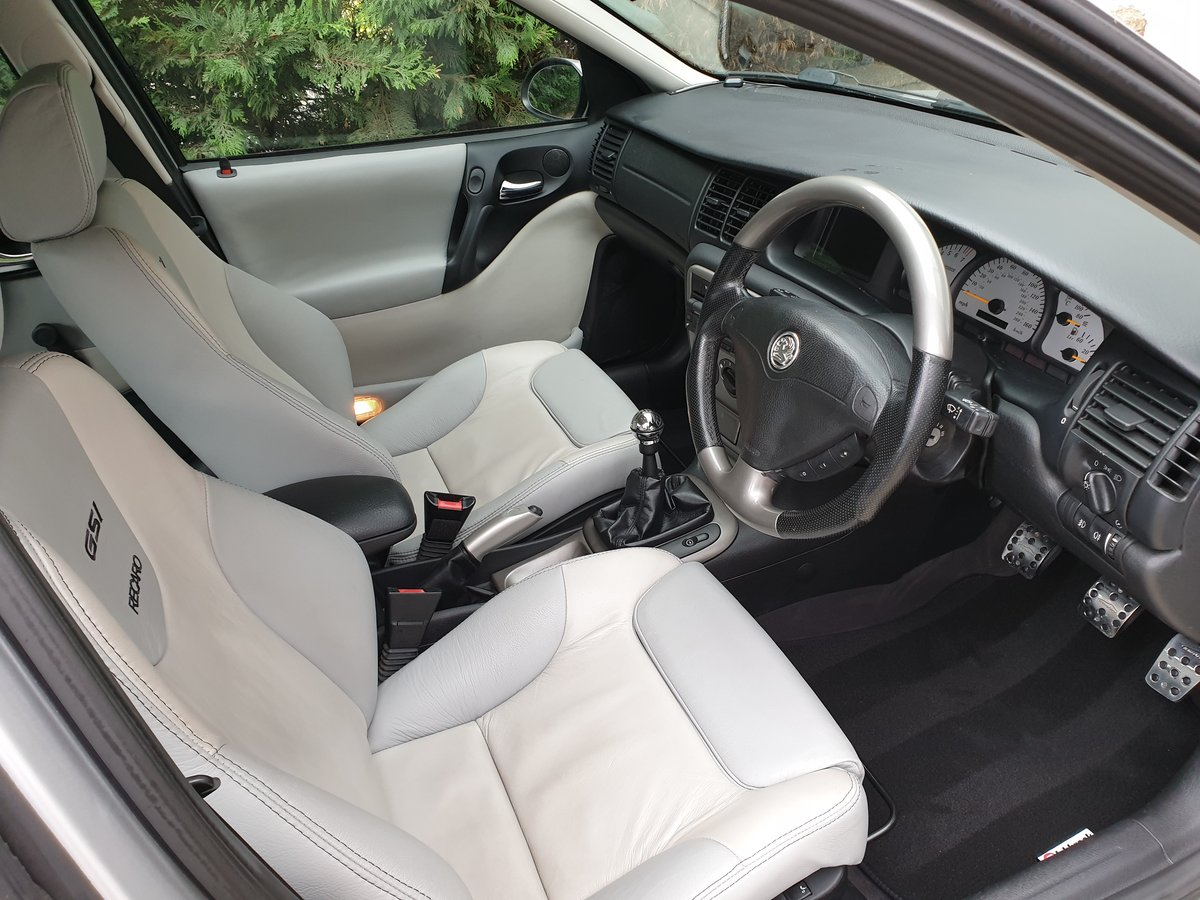 2002 Collectors Item Vectra GSI v6 For Sale (picture 5 of 6)