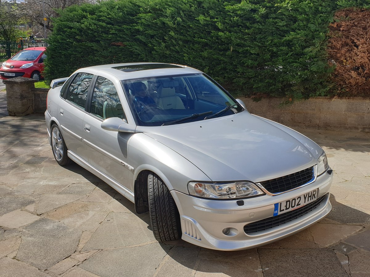 2002 Collectors Item Vectra GSI v6 For Sale (picture 6 of 6)